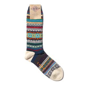 CHUP Fiddle Sock Navy