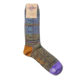 CHUP Swedish Block Sock Multi 2