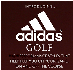 INTRODUCING ADIDAS GOLF | HIGH-PERFORMANCE STYLES THAT HELP KEEP YOU ON YOUR GAME, ON AND OFF THE COURSE