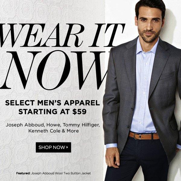 Wear it Now