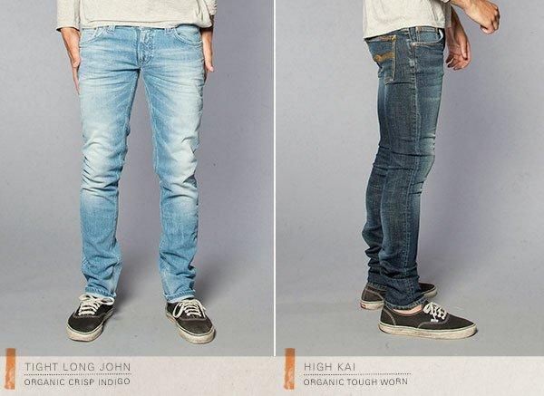 Tight Long John / High Kai