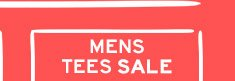 Shop Mens Tee Sale
