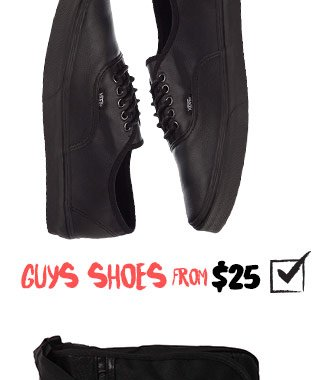 Shop Guys Shoes