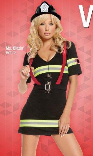 Shop Ms. Blazin' Hot