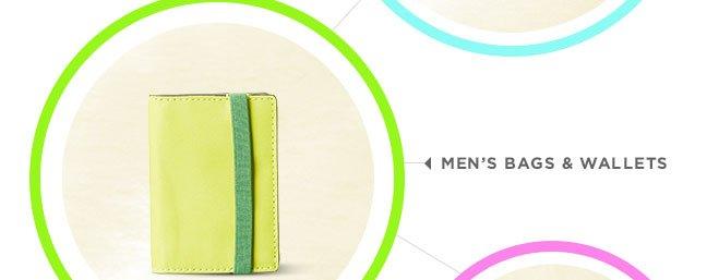 Shop Men's Bags & Wallets