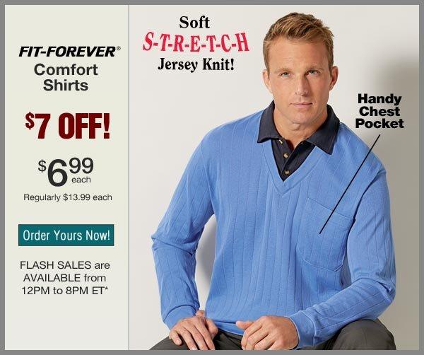 Comfort Shirt