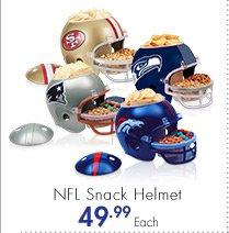NFL Snack Helmet 49.99 Each