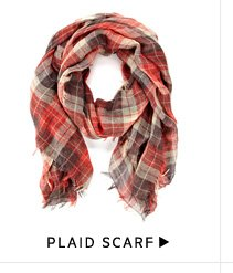 Shop Plaid Scarf