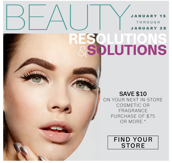 Beauty. Find Your Store