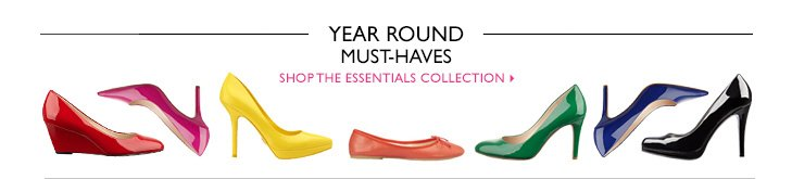 Year-Round Must-Haves