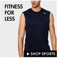Up to 80% off sports items!
