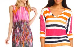 Spring Tops by Coupe and more