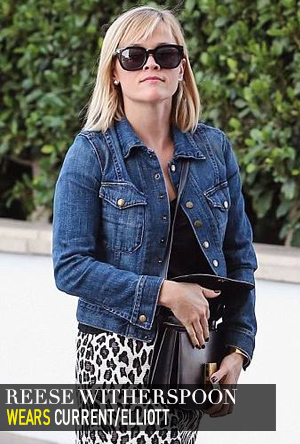 Reese Witherspoon in Current Elliott