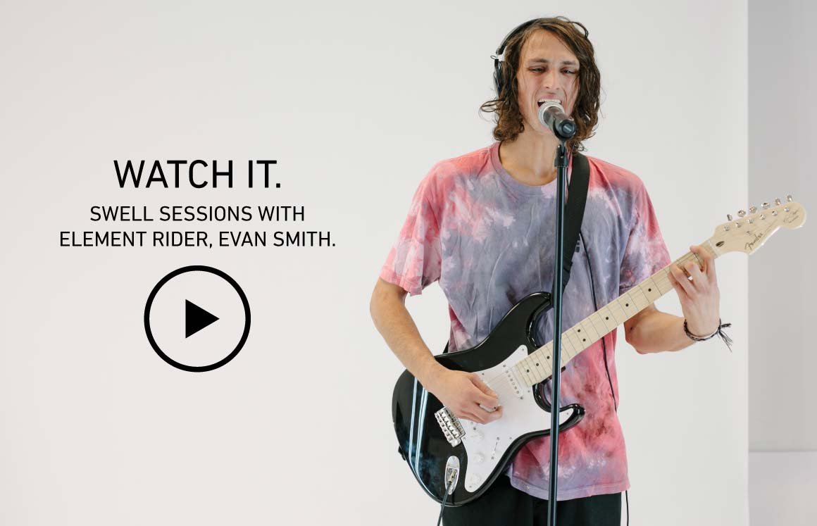 SWELL Sessions: Evan Smith