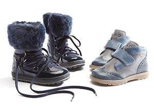 Up to 70% Off: Designer Kids' Boots