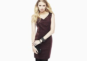 Sleek & Svelte: Sheath Dresses