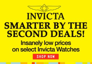 Invicta Deals