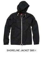 Shoreline Jacket $85