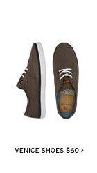 Venice Shoes $60