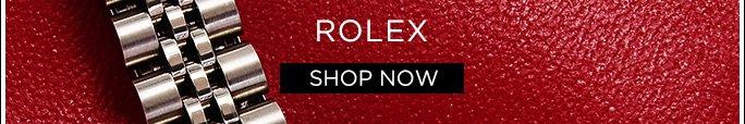 Rolex. Shop Now