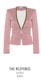 THE RESPONSE jacket - $550