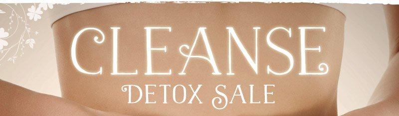 Cleanse Detox Sale
