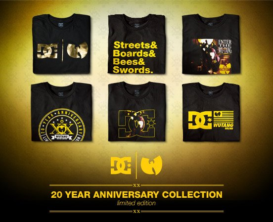 20 Year Anniversary Collection - Limited Edition