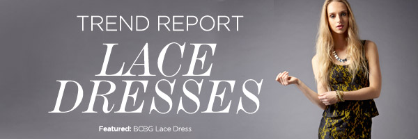 Trending: Lace