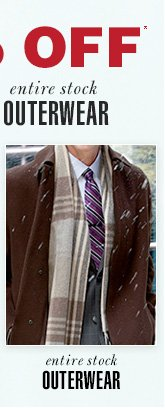 65% OFF Outerwear