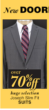 DOORBUSTER Joseph Suits - over 70% Off*