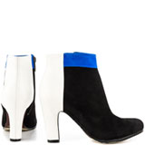 Shay - Blk Blue Snw Wht