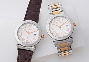 Designer Timepieces feat. Versace