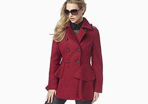 Feminine Flair: Coats & Jackets