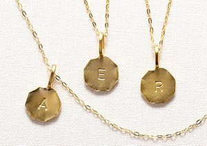 Initial & Zodiac Jewelry