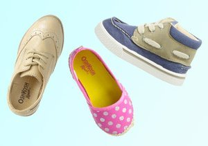 $9 & Up: Kids' Shoes