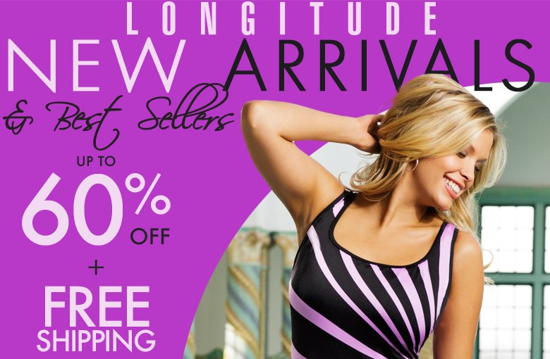 New Arrivals and Best Sellers Longitude