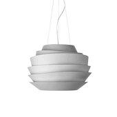 Le Soleil (flouroscent), Ceiling Lamp, White