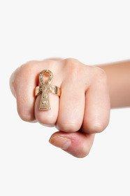 Ankh Ring 6