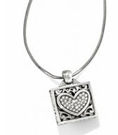 Box of Love Reversible Necklace