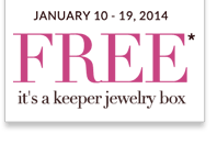 It's a Keeper Jewelry promotion