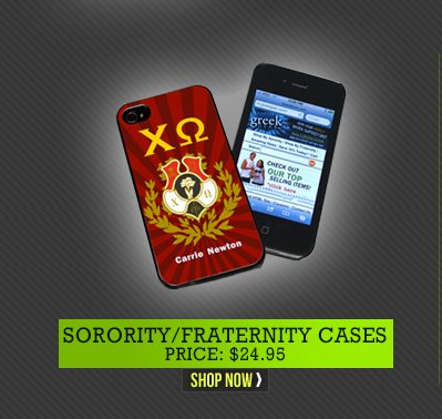 Sorority/Fraternity Cases