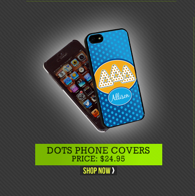 Dots Phone Covers