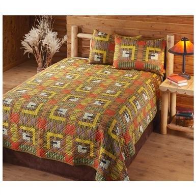 CastleCreek™ Lakewood Lodge Quilt Set