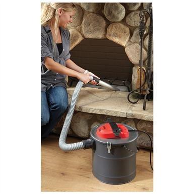 CleanForce Ash Vacuum