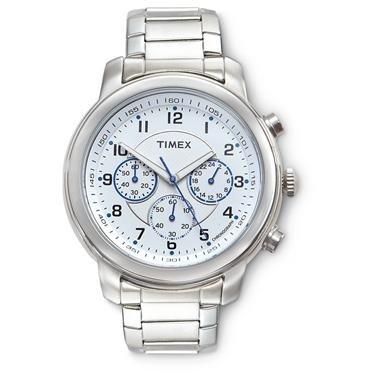 Timex® Premium Chronograph Watches