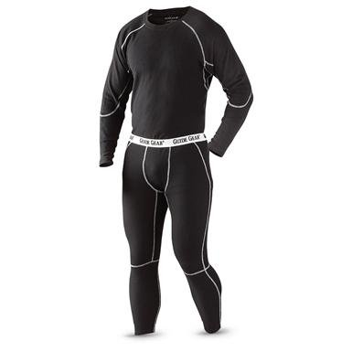 2-Pk. of Guide Gear® Thermaweave Stretch Base Layer Tops or Pants