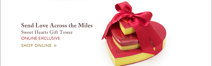 Send Love Across the Miles | Online Exclusive | SHOP ONLINE