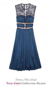 Dress, Was £641 Now £190 - Catherine Deane