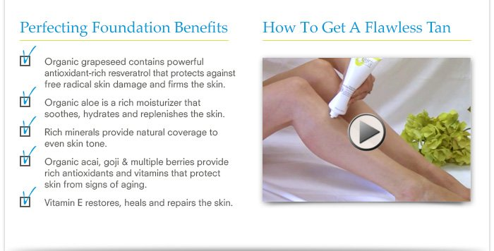 Benefits and How to get a flawless tan