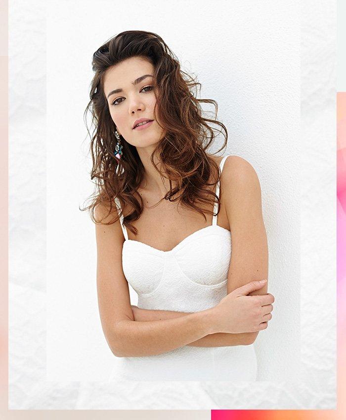 Shop Little White Dresses